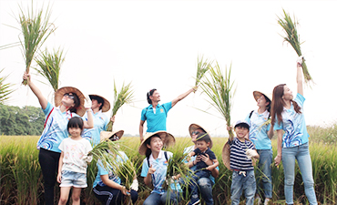 「希望之稻」助家園計畫