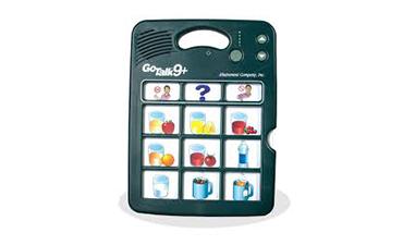 GoTalk 9+ 超薄耐震式溝通板